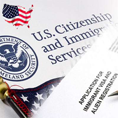 Application for immigration visa and alien registration to apply for a visa qualifying business