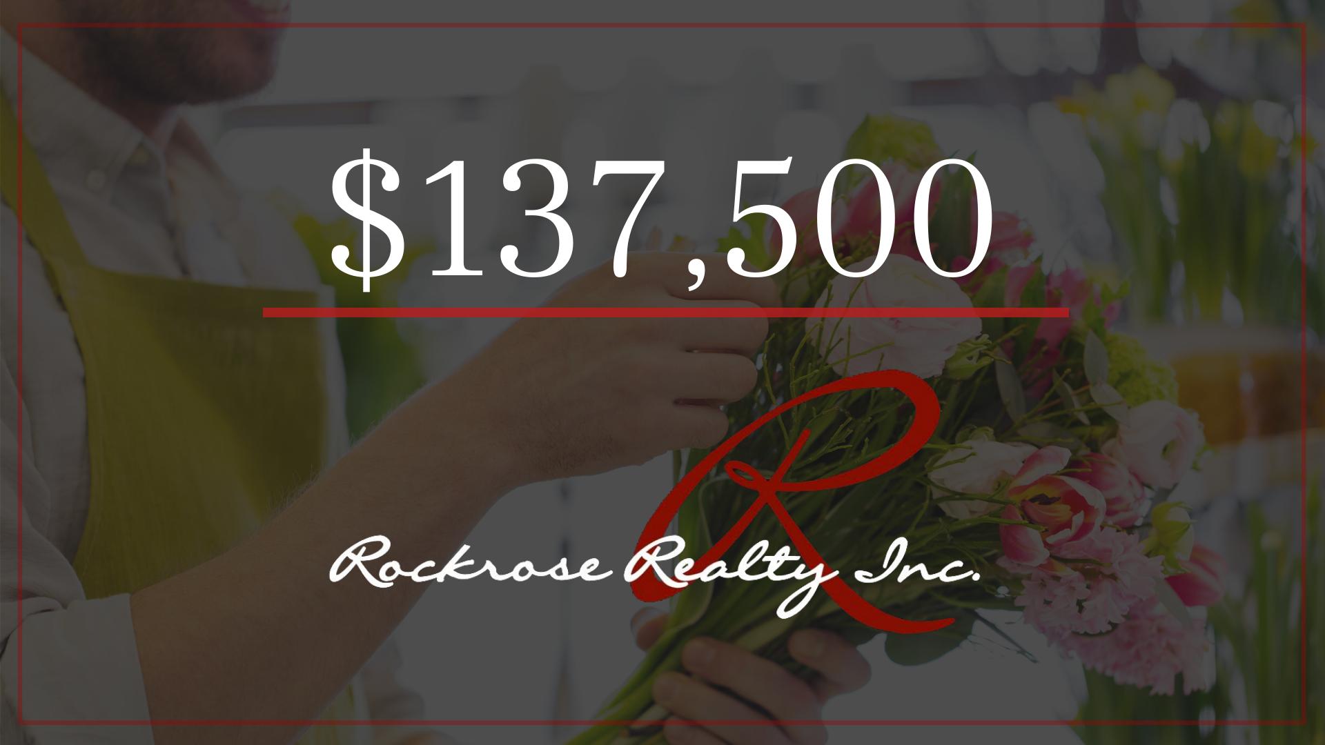 Florist Shop 458-09207